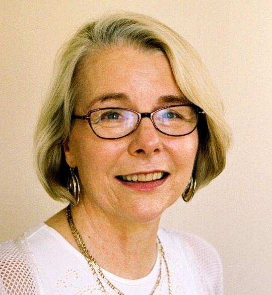 Portrait of Sheila Warby